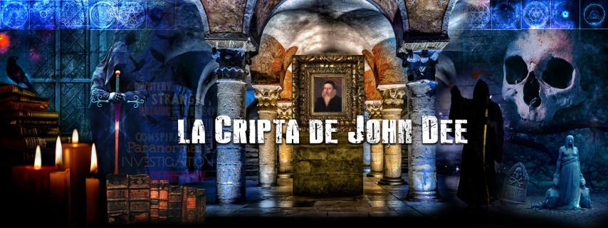LA CRIPTA DE JOHN DEE con texto