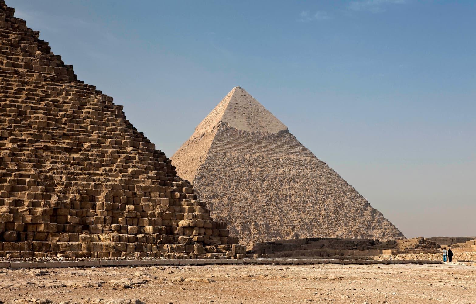 La imposibilidad de la Gran Pirámide de KEOPS