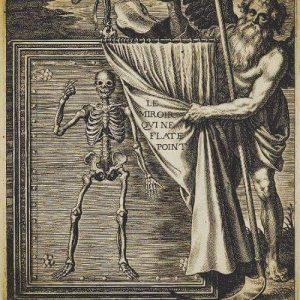 La crisis de la muerte. Imagen misteriosa